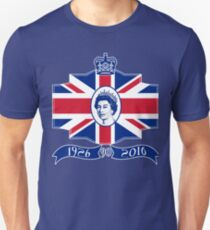 Queen Elizabeth 90th Birthday Unisex T-Shirt