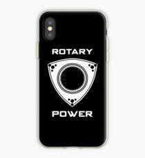 Rotary Power iPhone Case