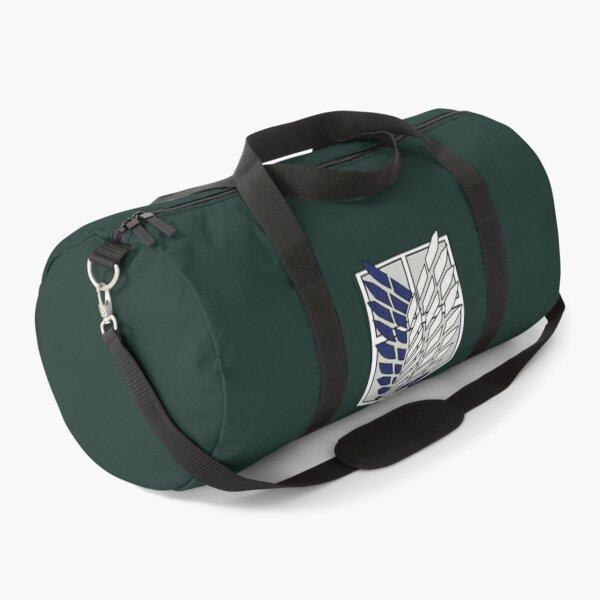 Attack on Titan Survey Corps Scout Regiment Duffle Bag
