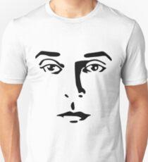 Silent Stars - Buster Keaton Unisex T-Shirt