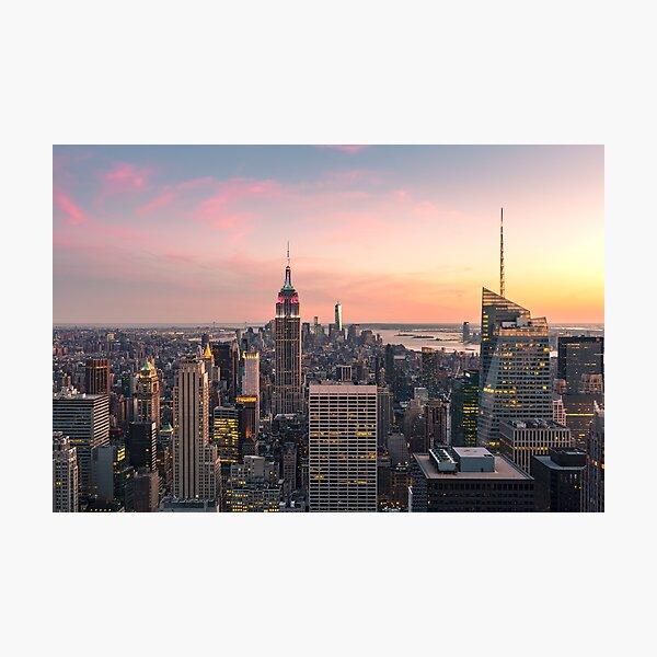 NEW YORK CITY 17 Photographic Print