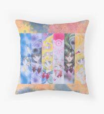 Sailor Moon Crew Throw Pillow