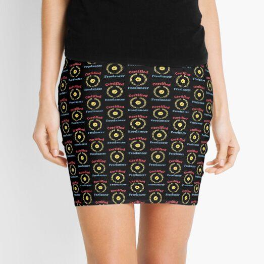 Certified Freelancer Mini Skirt