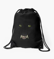 Growling Dead Drawstring Bag