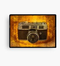Rank Mamiya Rangefinder Canvas Print