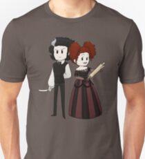 Sweeney Todd & Mrs. Lovett Unisex T-Shirt