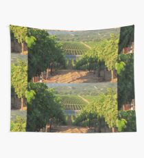 California Wine Country Wall Tapestry