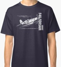 F4U Corsair Fighter Bomber Classic T-Shirt