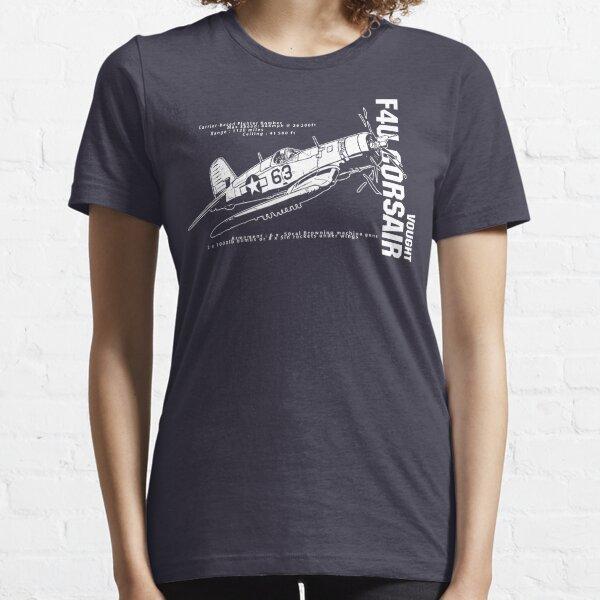 F4U Corsair Fighter Bomber Essential T-Shirt