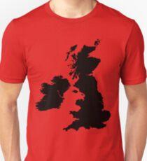 Werewolf map T-Shirt