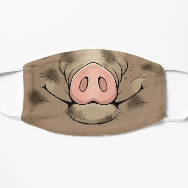 Spotted Pig nose, Mini Pig Mask