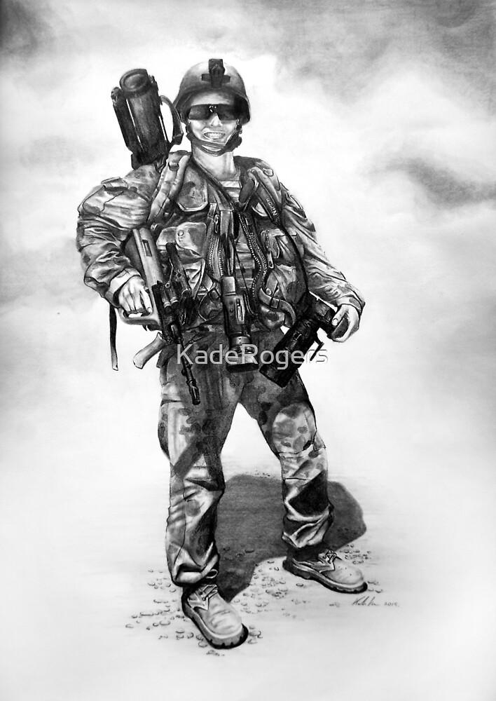 Combat Camera Operator by KadeRogers