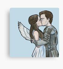 Romeo + Juliet Canvas Print