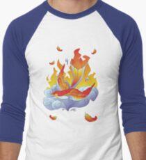 Phoenix Down Men's Baseball ¾ T-Shirt