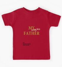 Rick and Morty – My Horrible Father by Mortimer Smith Jr. Kids Clothes