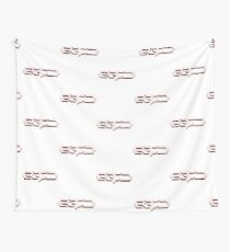 Red Reserve Logo Wall Tapestry
