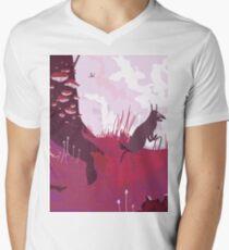The Pink Velvet Forest T-Shirt
