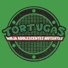Tortugas Ninja by The World Of Pootermobile