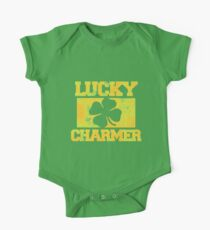 Lucky Charmer St. Patrick's Day  Kids Clothes
