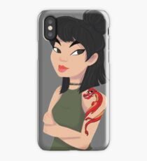 A Girl Worth Fighting For iPhone Case/Skin