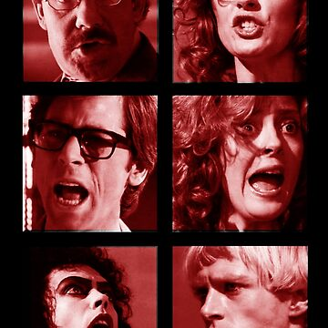 Rocky Horror Reactions  by ThatGuyScout
