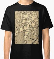 Nadi Kelaida the Warrior Goddess Classic T-Shirt