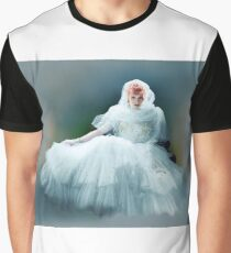 Colorized Lucille Ball 1946 Graphic T-Shirt