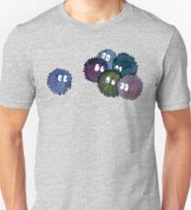 Watercolor Soot Sprites T-Shirt