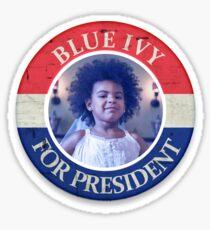 Blue Ivy 4 Prez Sticker