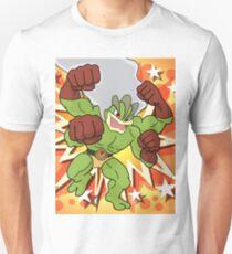 One Punch Machamp Unisex T-Shirt