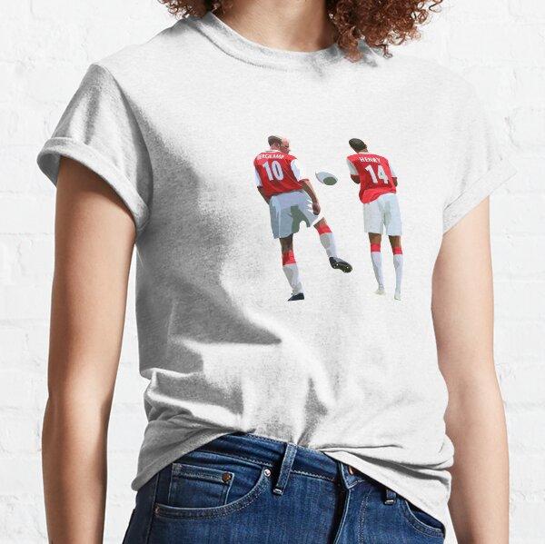 Dennis Bergkamp & Thierry Henry Classic T-Shirt