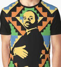 Geoffrey, Fresh Prince of Bel Air, Street Art, Stencil Art Graphic T-Shirt