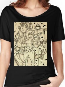 Mau The Treasure and her Daughter Hahni Women's Relaxed Fit T-Shirt