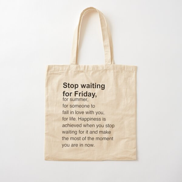 Beach Bag Re-Usable Girl Boss Cotton Canvas Tote Bag Wife Life Eco Friendly Every Day Bag Book Bag Shopping Grocery Bag