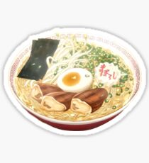 Anime Ramen Sticker