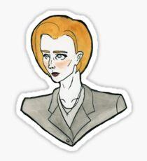 Dana Scully, FBI Sticker