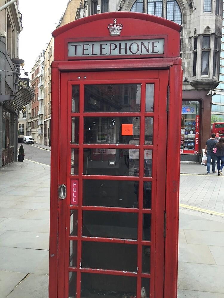 Telephone  by TrueVictoria