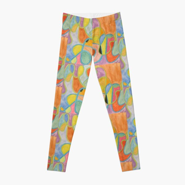 latin jazz Leggings