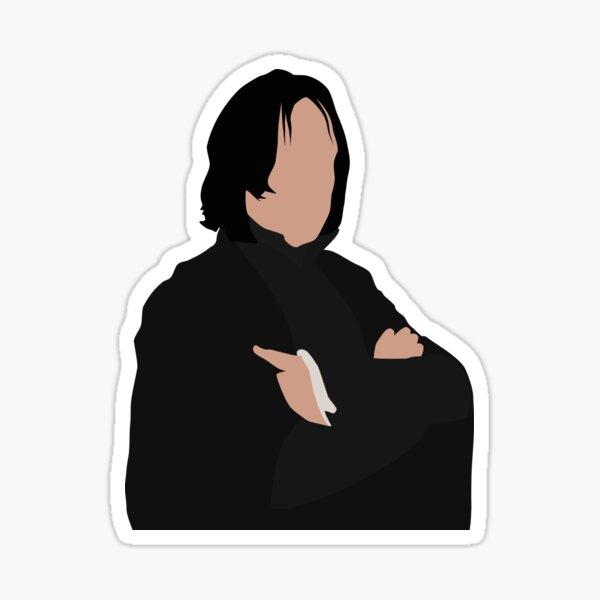 Severus Snape Sticker
