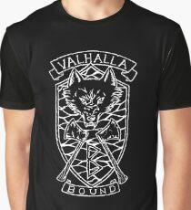 Valhalla Bound - Inverted Graphic T-Shirt