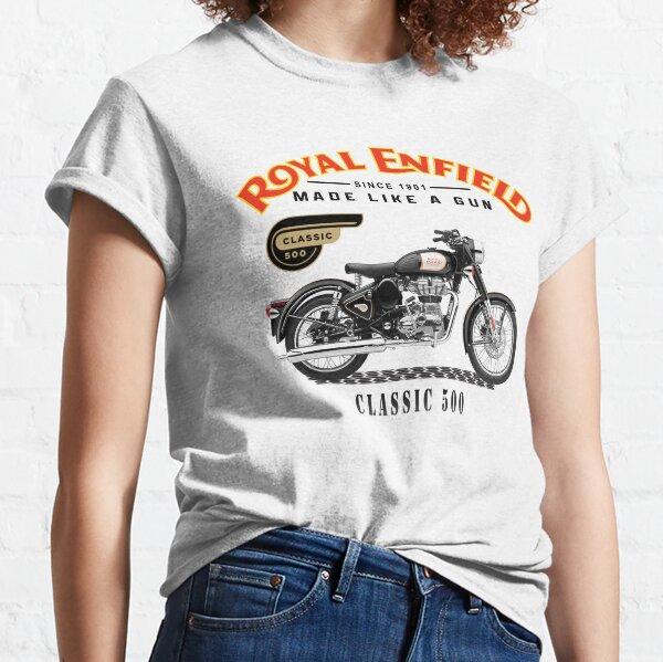 The Royal enfield classic 500 Classic T-Shirt