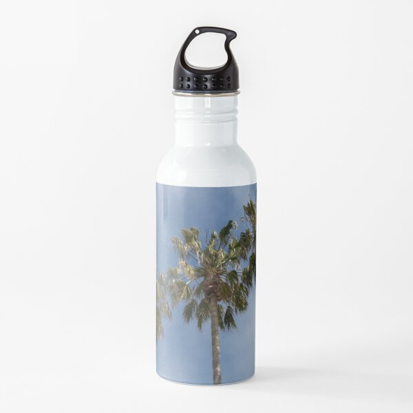 Three Palms Color Water Bottle