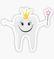 Tooth fairy sticker Sticker