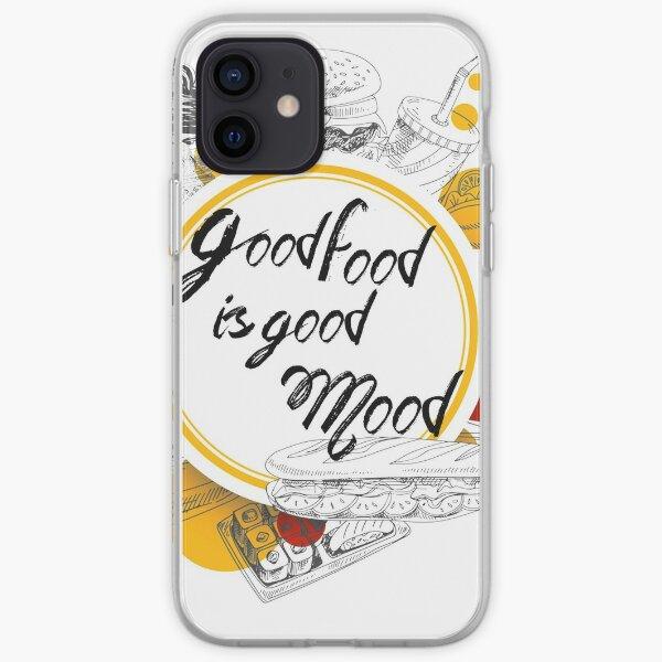 Coques et étuis iPhone sur le thème Bonne Bouffe | Redbubble