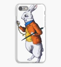 The White Rabbit iPhone Case/Skin