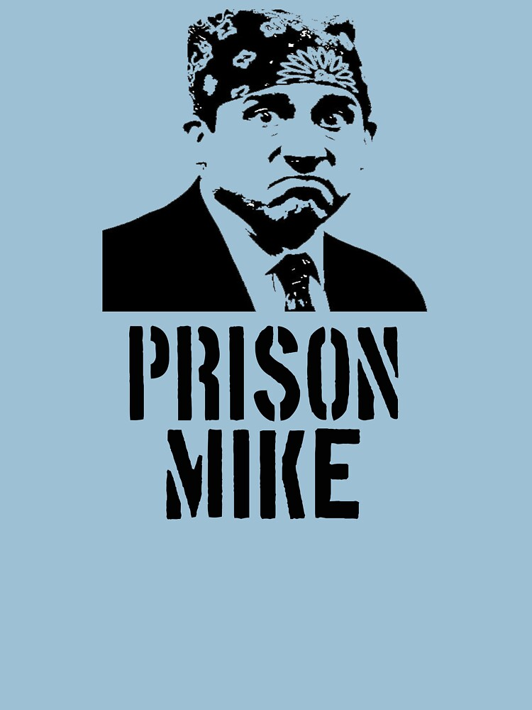Prison Mike - The Office by barrelroll1