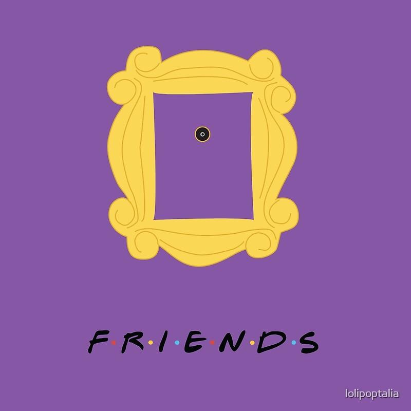 Friends Picture Frame Door Impremedia Net