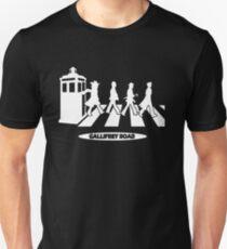 Gallifrey Road Unisex T-Shirt