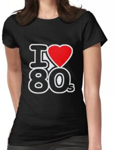 Classic I Love 80s T-shirt in