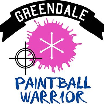 Make Paintball Cool Again von baselinegraphix